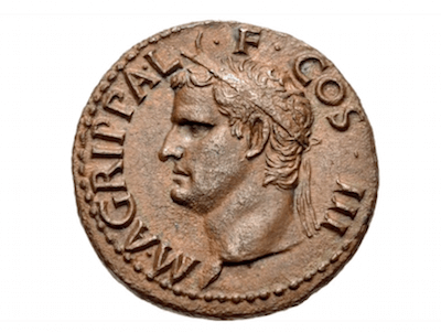 Caligula's Numismatic Focus