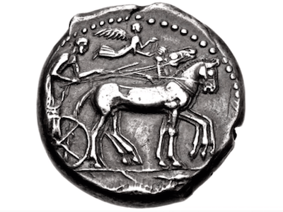 Coins of Syracuse, after 500 BC