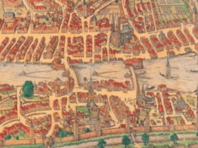 The «Waserthaler» in Zurich 1660