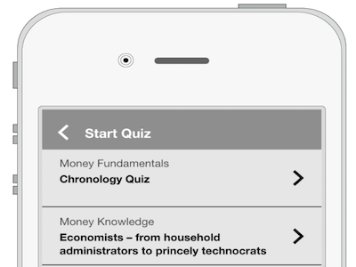 The MoneyMuseum Quiz