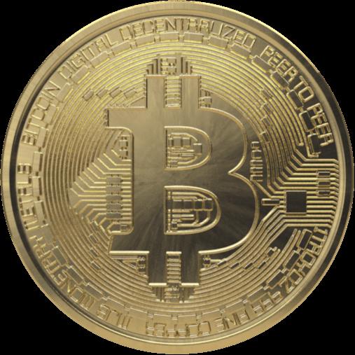 Bitcoin (BTC) coin visualisation