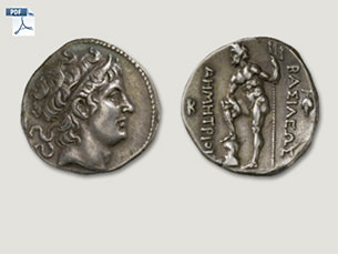 Portraits on Coins Antiquity